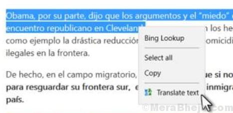 Microsoft Translator Edge Min