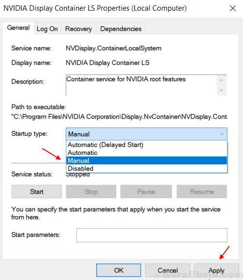 Nvidia Display Container Ls Manual Min