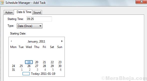 Schedule Manager Windows 10 Min