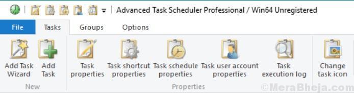 Schedule Manager Windows 10