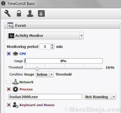 Time Comx Basic Min