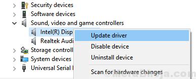 Update Driver Min