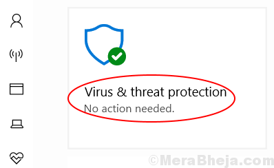 Virus Threat Protection Min