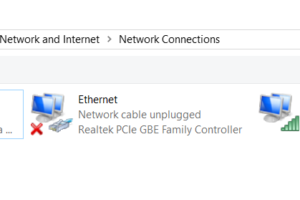 Wifi Driver Adapter Name