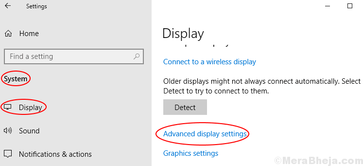Fix Windows 10 Change resolution greyed out
