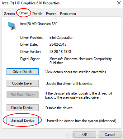 Uninstall Driver Software Min Min