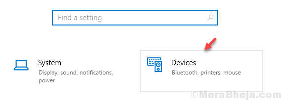Devices Settings Min