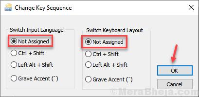 Not Assigned Ok Change Language Min