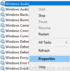 Windows Audio Properties Min