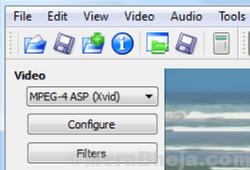 Avidemux Video Format Convert Min