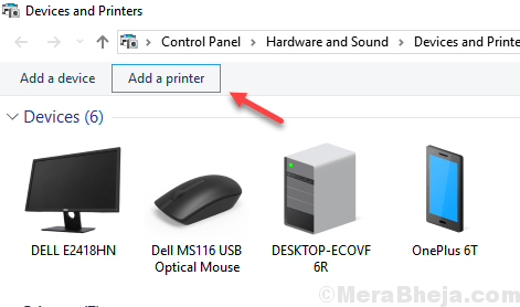 Add A Printer Min