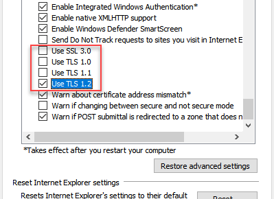 Advanced Tls 1.2 Min
