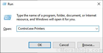 Control Exe Printer Run Min