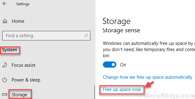 Free Up Space Now Min
