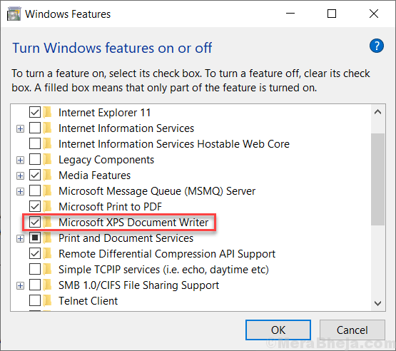 Microsoft Document Writer Min