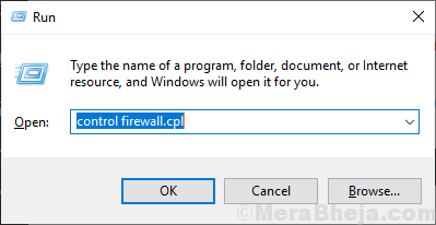 Run Firewall
