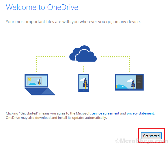 How to use Microsoft One Drive on Windows 10