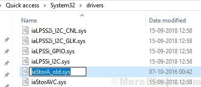 Fix Windows 10 1903 Update Blocked by iastora sys Old Intel