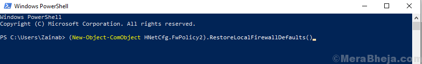 Powershell Edidted