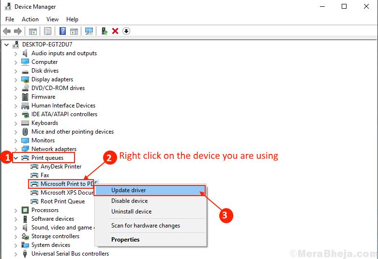 Printer Update Driver