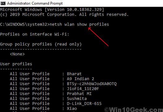 Command Wireless Network