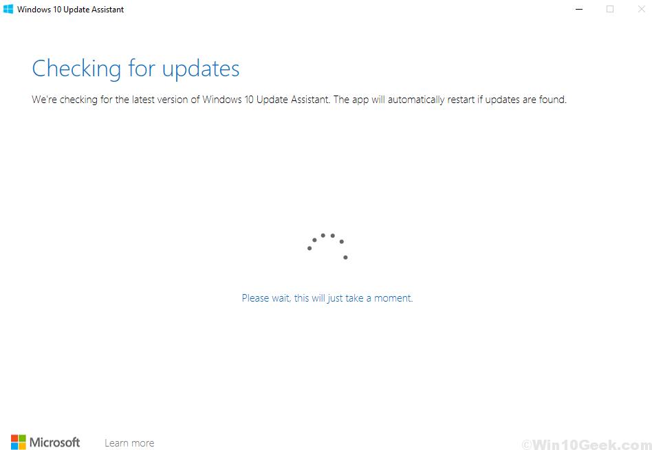 Windowsupdate Assistant