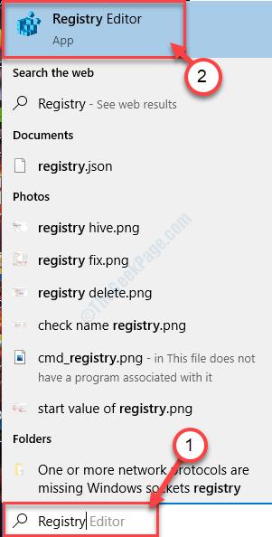 Reg Editor Registry New