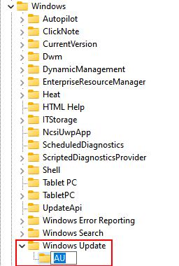 Windows Update Au Min