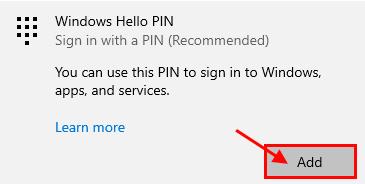 Add Pin