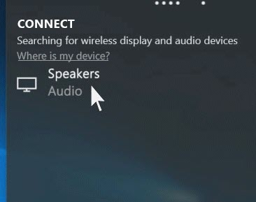 Connect Bluetooth Already Paired