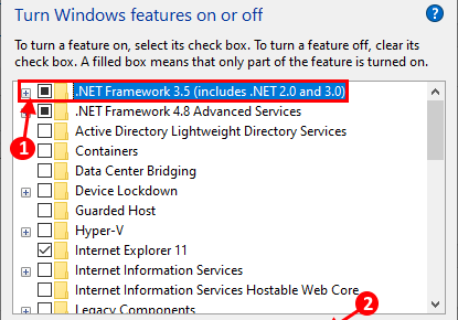 Turn On Or Off .net