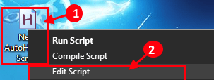 Edit Script