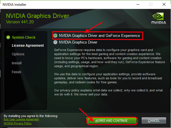 Nvidia Driver And Geforce Experience