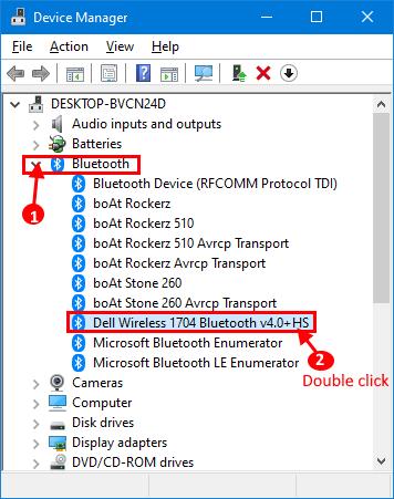 Bluetooth Props