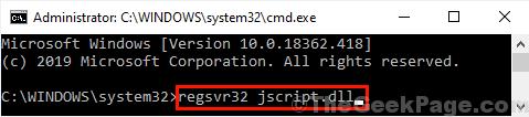 Jscript Reg32