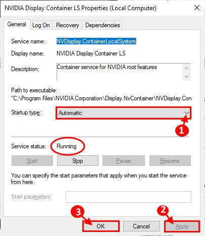 Nvidia Services Automatic