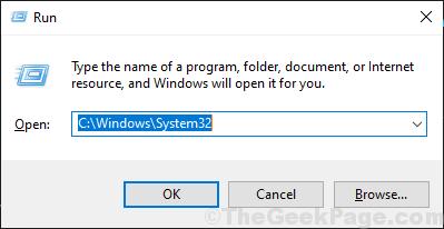 System32 Run
