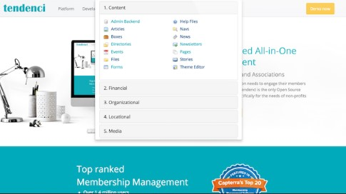 Tendenci Membership Management