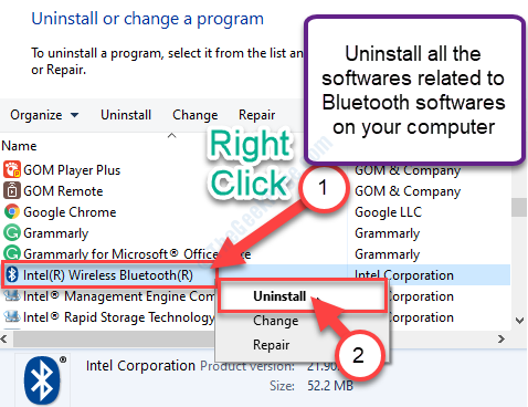 Uinstall Every Software