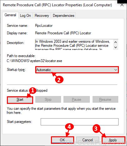 Automatic Rpc Locator
