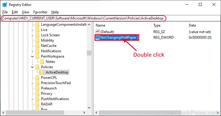 Fix Can T Change Desktop Background Problem In Windows 10