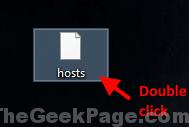 Hosts Double