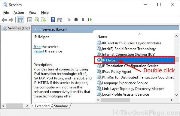Ip Helper