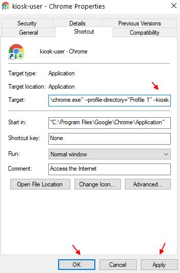 Kiosk Chrome Min