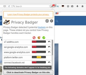 Privacy Badger Add Onfirefox