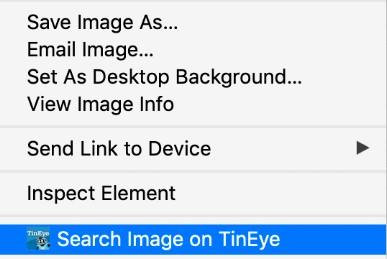 Search Tinyeye Add On Firefox