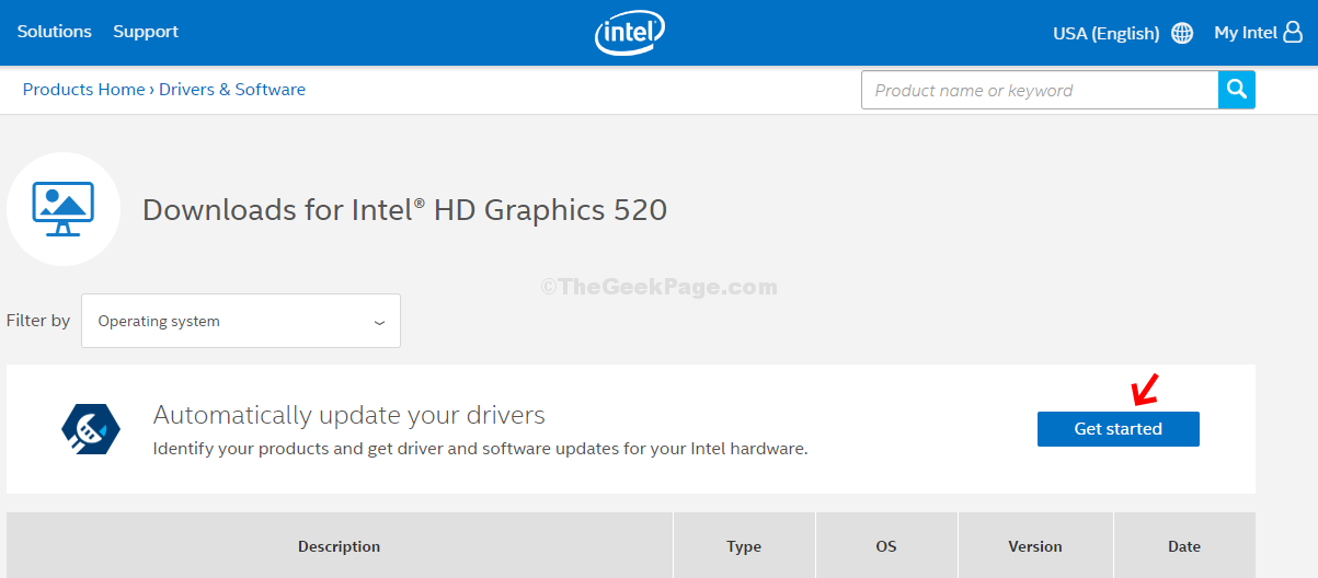 Graphics Card Driver Download Page Download