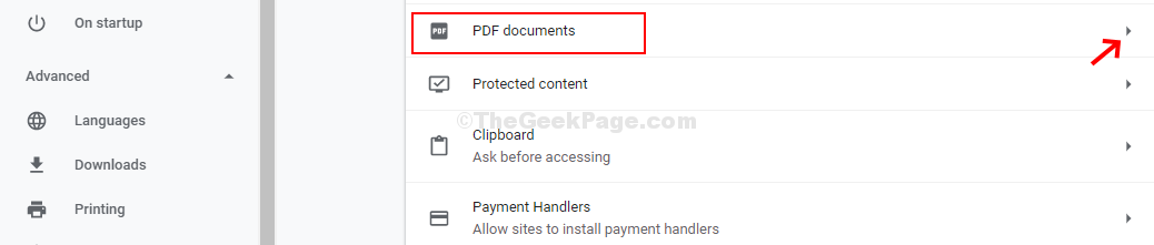 Site Settings Pdf Documents