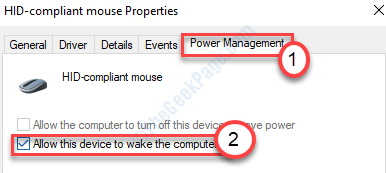 Check Mouse