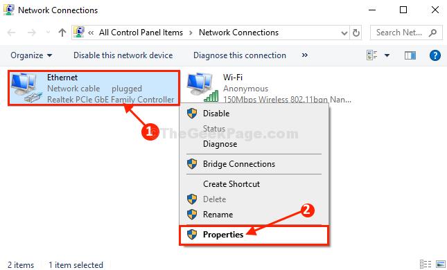 Ethernet Props